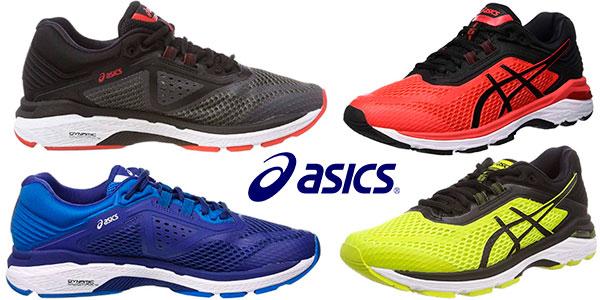 Zapatillas de running Asics Gt-2000 6 para hombre baratas