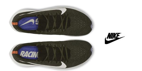 Zapatillas de running Nike Zoom Fly Flyknit chollazo para hombre