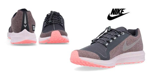 Zapatillas de running Nike Zoom Winflo 5 Run Shield para mujer rebajadas en Amazon