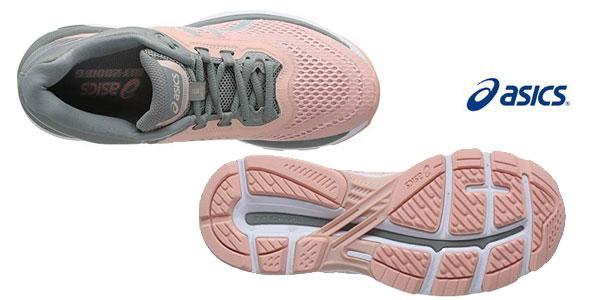 Zapatillas de running trail Asics Gt-2000 6 para mujer chollo en Amazon