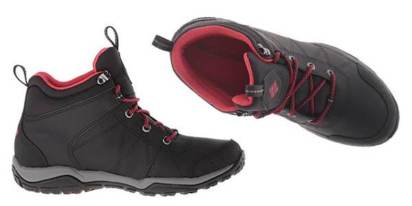 zapatillas de senderismo de bota Columbia Fire Venture oferta