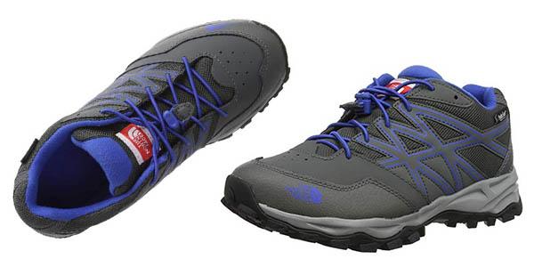 zapatillas de senderismo The North Face Hedgehog con relación calidad-precio genial