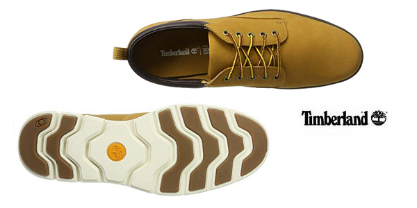 Zapatos de cordones Timberland Bradstreet 5 Eye Oxford chollazo en Amazon