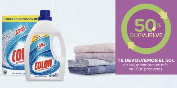 Cupón descuento Carrefour 50%
