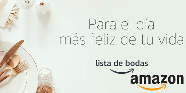 Amazon Lista de boda
