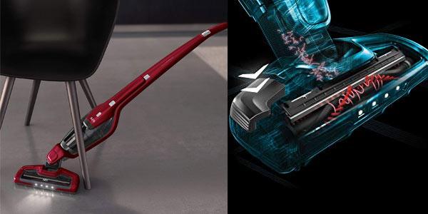 ASpirador escoba convertible en aspirador de mano AEG CX7 Flexibility barato