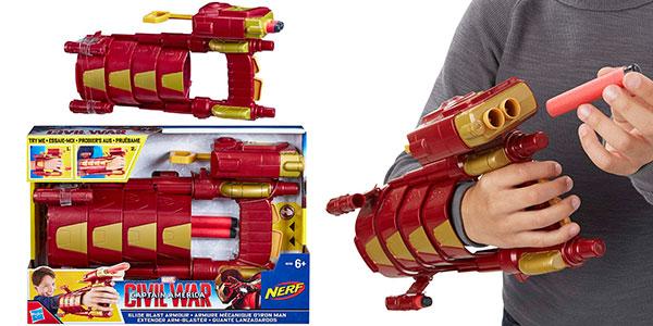 Guante repulsor de Iron Man barato