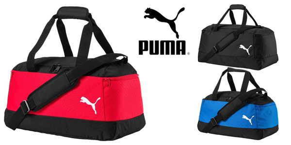 Bolsa de deporte Puma Pro Training II Small Bag barata en Amazon