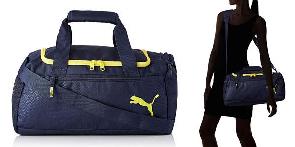 Bolsa de deporte Puma Fundamentals Sports Bag XS barata en Amazon