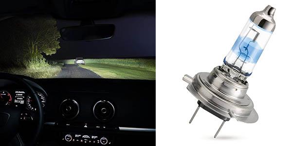 bombillas de coche Philips 12972RVS2 RacingVision H7 relación calidad-precio estupenda