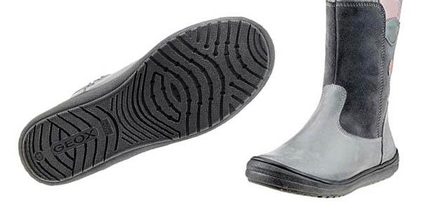 botas altas para niñas de calidad Geox Hadriel oferta
