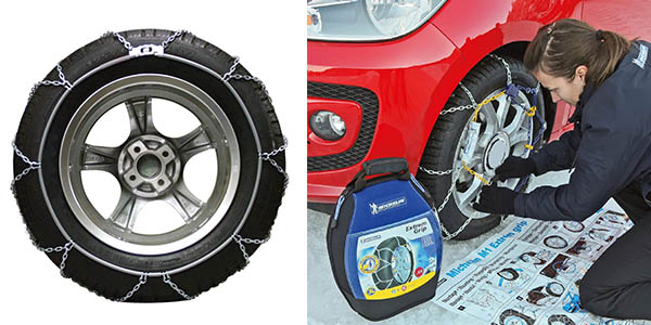 cadenas de nieve Michelin M1 Extrem Grip 64 chollo