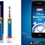 Cepillo de dientes infantil Oral-B Stages Power Kids Mickey Mouse barato en Amazon