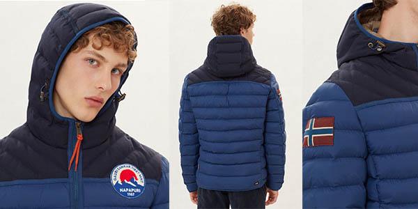 chaqueta plumón Napapijri Articage oferta