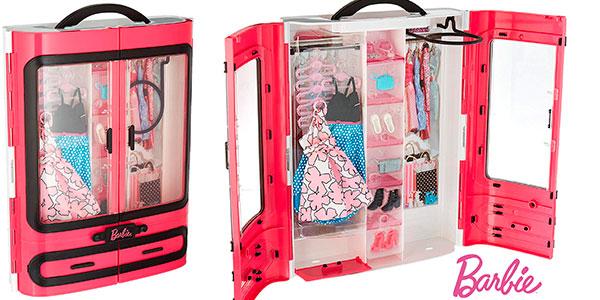 Chollo Armario Fashion de Barbie