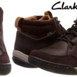 Chollo Botas Clarks Ashcombe Mid GTX para hombre