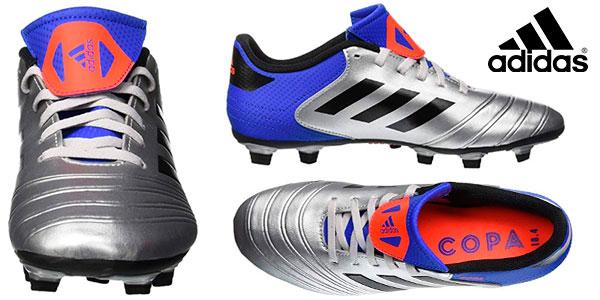 Chollo Botas de fútbol Adidas Copa 18.4 FXG para hombre