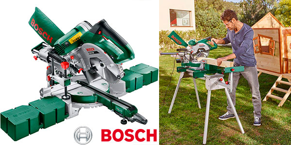 Chollo Ingletadora Bosch PCM SD 8 de 1.200 W