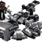 Chollo Set Transformación de Darth Vader de LEGO Star Wars con 3 minifiguras