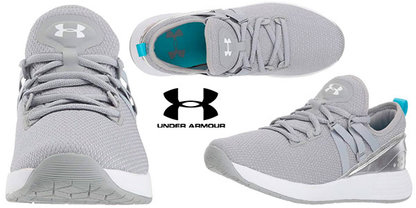 Chollo Zapatillas de entrenamiento Under Armour Breathe Trainer para mujer