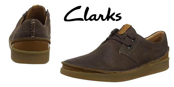 Clarks Oakland Lace zapatos baratos