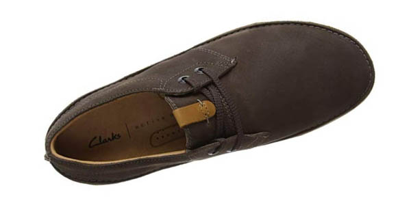 Clarks Oakland Lace zapatos casuales chollo