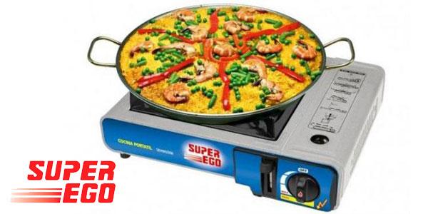 Cocina Portátil SUPER EGO SEH003300 barata en Amazon