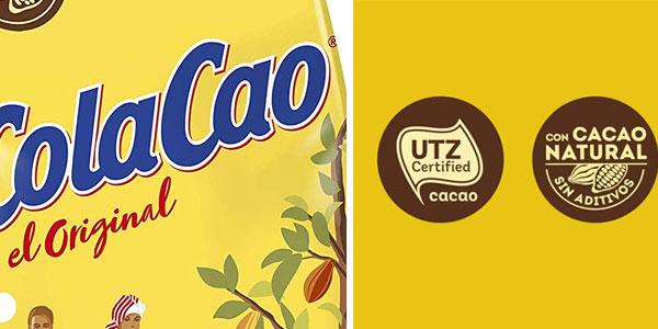 Bolsa Colacao formato ahorro oferta Amazon