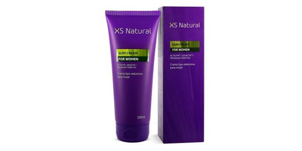 Crema Lipo-Reductora XS Natural Slim 200gr chollo en eBay