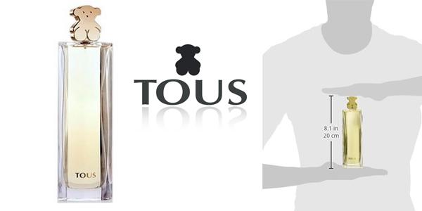Eau de parfum Tous de 90 ml para mujer chollo en Amazon