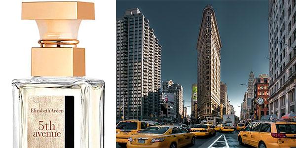 Eau de parfum Elizabeth Arden 5th Avenue NYC Uptown de 125 ml barata