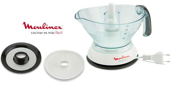 Exprimidor Moulinex Vitapress PC300B10 con doble filtro extraíble chollazo en Amazon