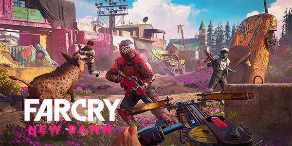 Far Cry New Dawn al mejor precio