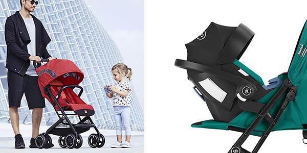 gb Gold Qbit+ silla de paseo para niñ@s oferta
