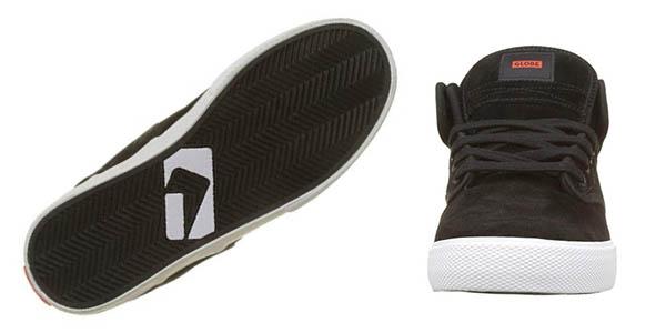 Globe Motley Mid zapatillas de diseño skate chollo