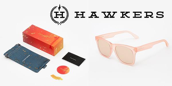 Hawkers Sunset gafas de sol rosa oferta