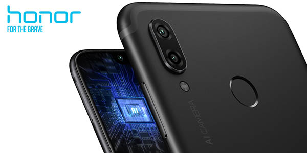 Smartphone Honor Play en Amazon