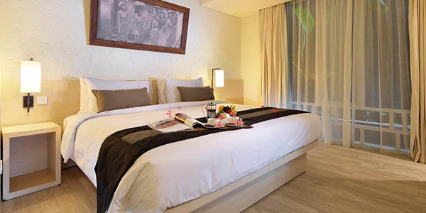 Hotel en Bali con buenas valoraciones