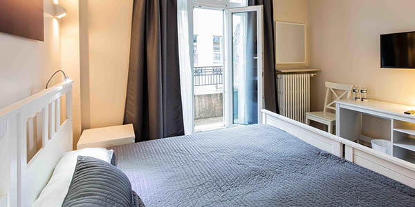hotel Bristol céntrico Luxemburgo oferta