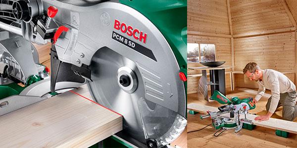 Ingletadora Bosch PCM SD 8 de 1.200 W barata