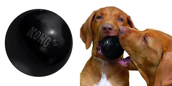 Kong pelota maciza para mascotas barata