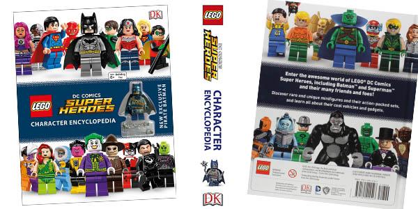 Chollo LEGO DC Comics Super Heroes Character Encyclopedia