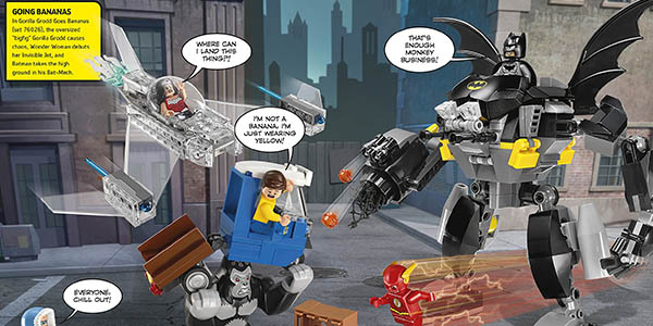 LEGO DC Comics super héroes edición especial barata