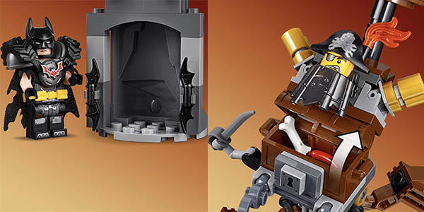 LEGO película 2 Batman cueva rescate oferta