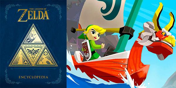 Chollo Libro The Legend Of Zelda Encyclopedia en tapa dura