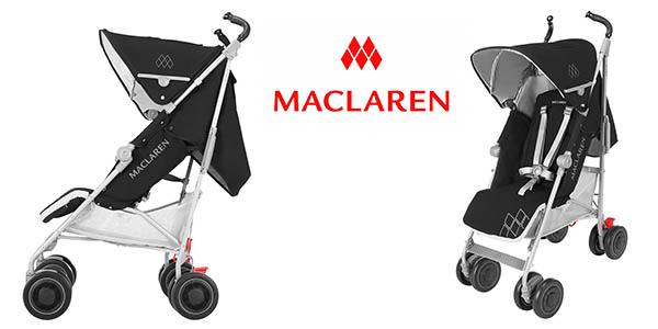 Maclaren Techno XT silla paseo barata