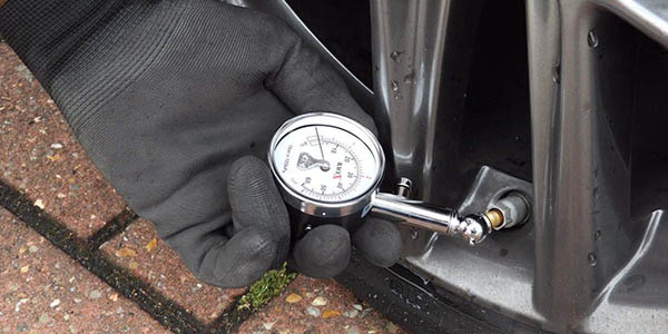 manómetro para presión de ruedas RACE X RX0014 chollo