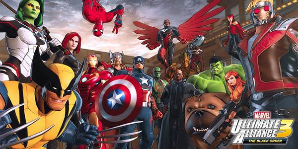 Marvel Ultimate Alliance 3 para Nintendo Switch