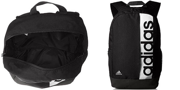 Mochila Adidas Linear Performance en color negro