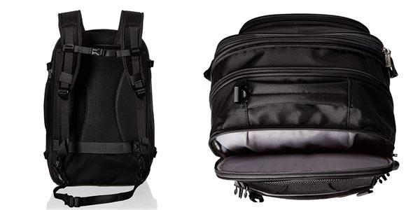 Mochila equipaje de mano de AmazonBasics en oferta